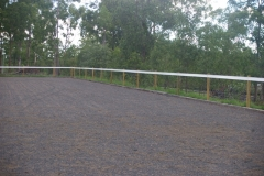 Horse Arena Fence Inside jh 640427