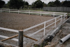 35mm Brace Horse Arena Fence