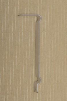 Bounce Back Bracket Polycarbonate Top Fix side view
