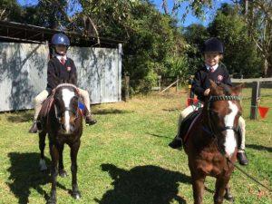 Mangrove Mountain Pony Club - tiny totts