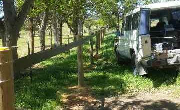 progress fast horse fence installation