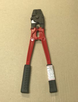 crimping tool 350mm